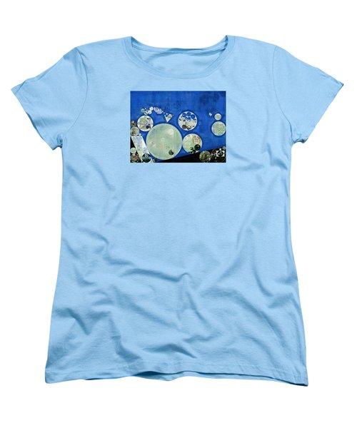 Abstract Painting - Rainee Women's T-Shirt (Standard Cut) by Vitaliy Gladkiy