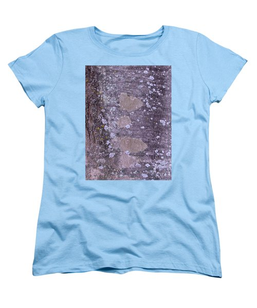 Abstract Photo 001 A Women's T-Shirt (Standard Cut) by Larry Capra