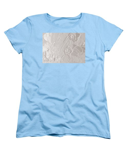 Accents Of Love Women's T-Shirt (Standard Cut) by Jeanette C Landstrom