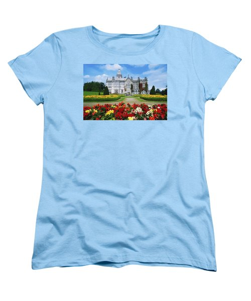 Adare Manor Golf Club, Co Limerick Women's T-Shirt (Standard Cut) by The Irish Image Collection