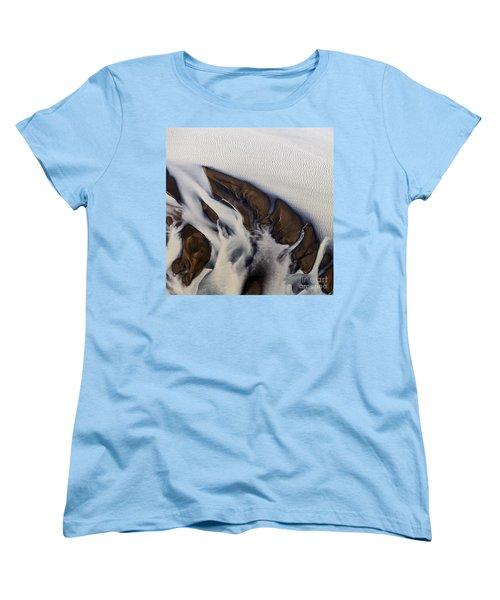 Aerial Photo Thjosa Iceland Women's T-Shirt (Standard Cut) by Gunnar Orn Arnason