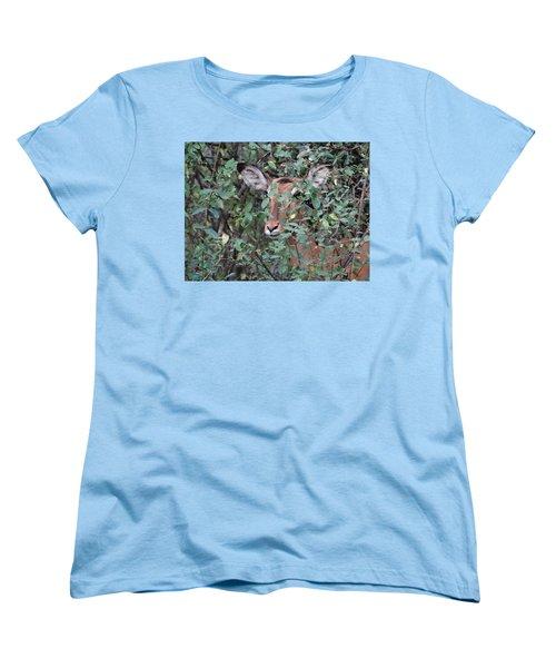 Africa - Animals In The Wild 4 Women's T-Shirt (Standard Fit)