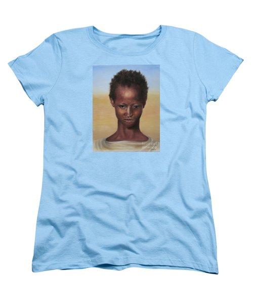 Africa Women's T-Shirt (Standard Cut)