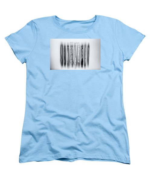 Women's T-Shirt (Standard Cut) featuring the photograph African Artefacts by Karen Lewis