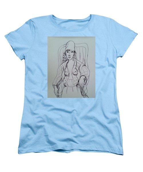 After Matisse 2 Women's T-Shirt (Standard Cut) by Hae Kim