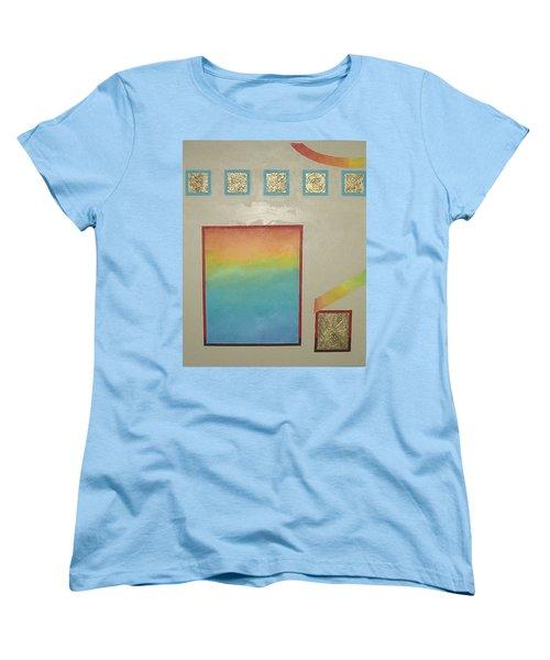 After The Rain Women's T-Shirt (Standard Cut) by Bernard Goodman