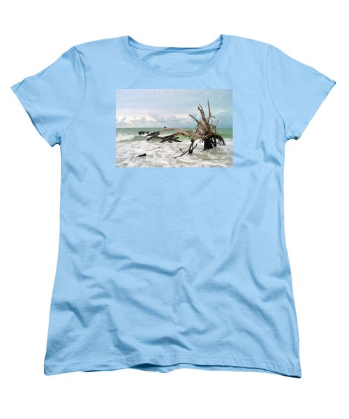 After The Storm Women's T-Shirt (Standard Cut) by Margie Amberge