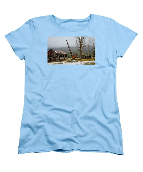 Aged To Perfection Women's T-Shirt (Standard Cut) by Albert Seger