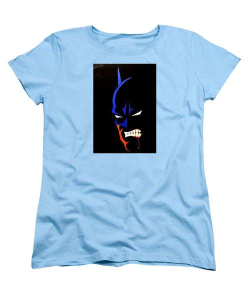 Aggression Women's T-Shirt (Standard Cut) by Salman Ravish