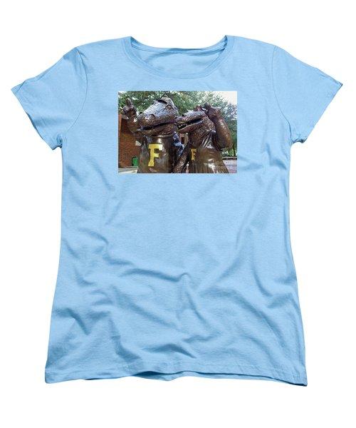 Albert And Alberta Women's T-Shirt (Standard Cut) by D Hackett