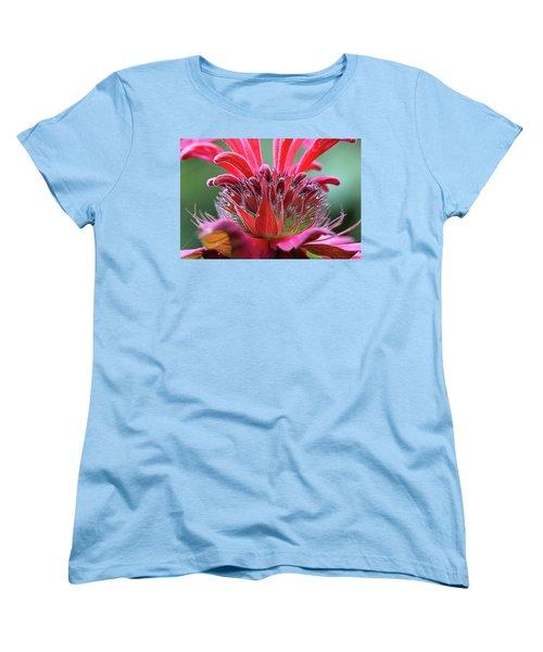 Alien Plant Life Women's T-Shirt (Standard Cut) by David Stasiak