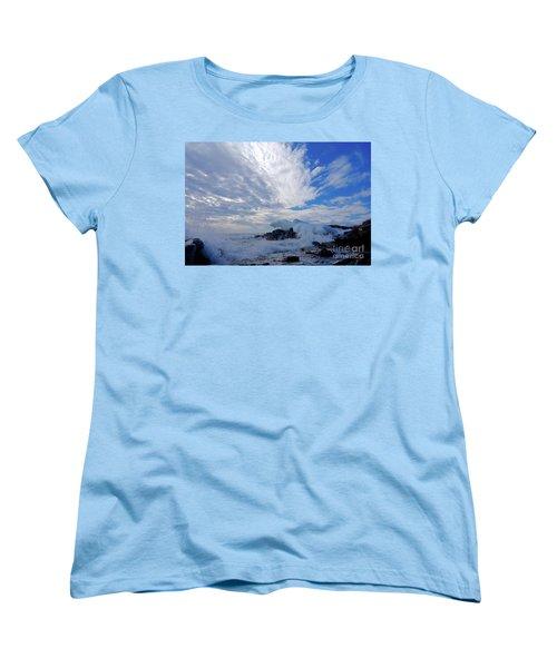 Amazing Superior Day Women's T-Shirt (Standard Cut) by Sandra Updyke