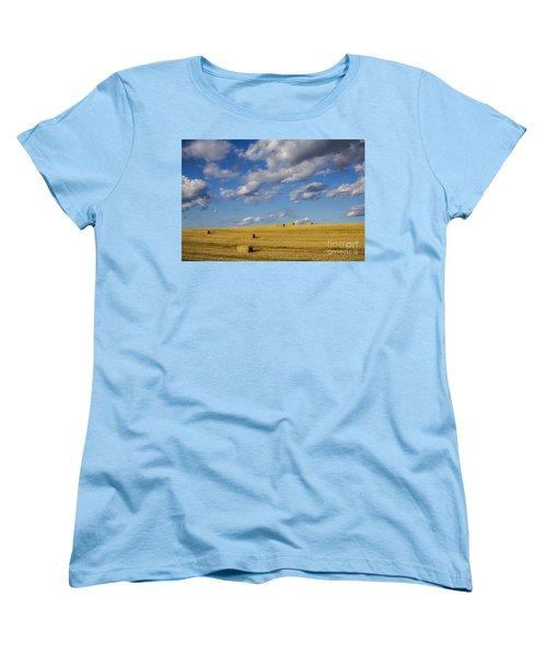 American Gold Women's T-Shirt (Standard Cut)