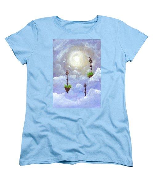 Among The Clouds Women's T-Shirt (Standard Cut)