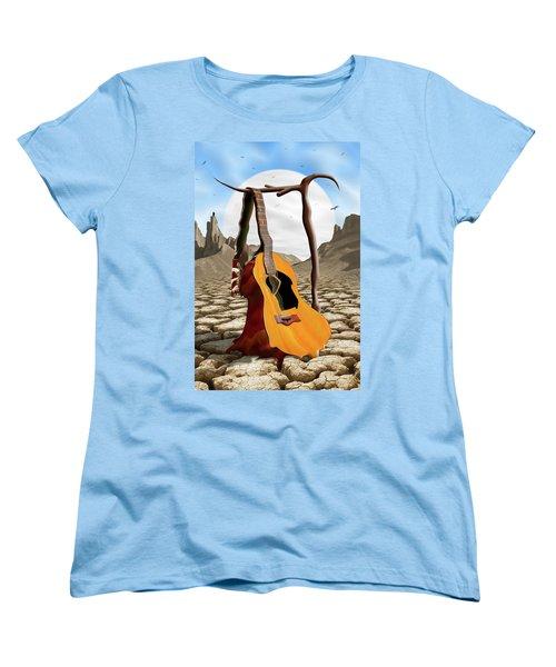 An Acoustic Nightmare Women's T-Shirt (Standard Cut)