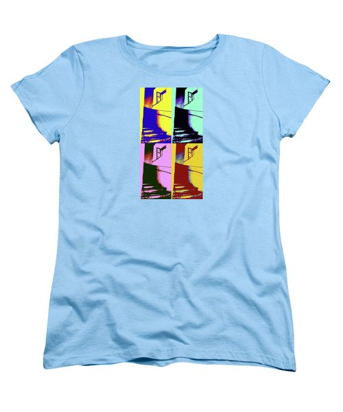 Andalusia Women's T-Shirt (Standard Cut) by Tetyana Kokhanets