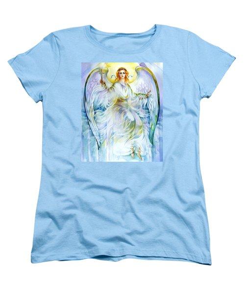 Angel Of Love Women's T-Shirt (Standard Cut)