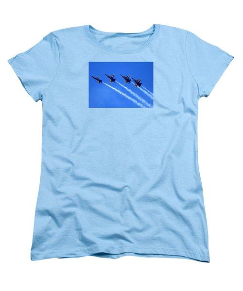 Angels Four Women's T-Shirt (Standard Cut)