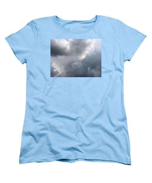 Women's T-Shirt (Standard Cut) featuring the photograph Angels In The Sky by Sandi OReilly