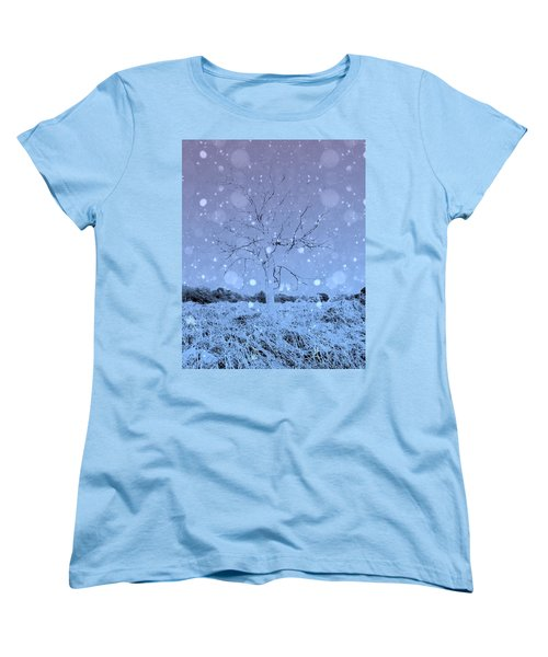 Another Dimension  Women's T-Shirt (Standard Cut) by Keith Elliott