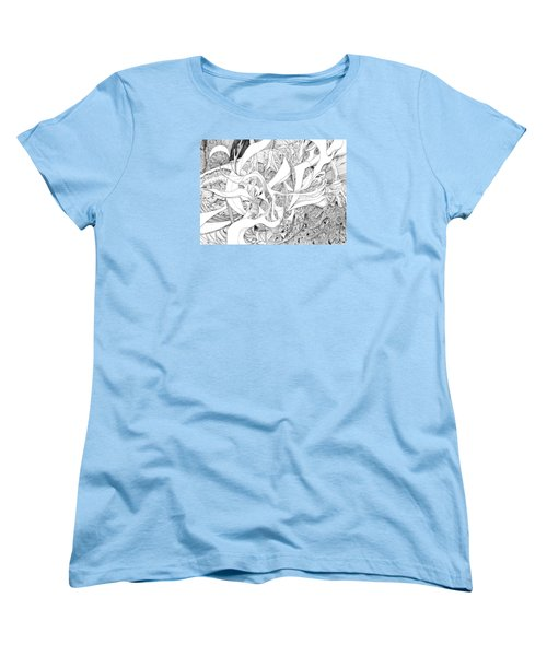 Another Kind Of Peace Women's T-Shirt (Standard Cut) by Charles Cater