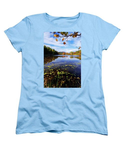 Women's T-Shirt (Standard Cut) featuring the photograph Anticipation by Chad Dutson