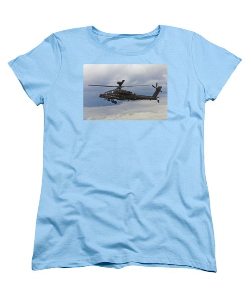 Apache Power Women's T-Shirt (Standard Cut) by Maj Seda
