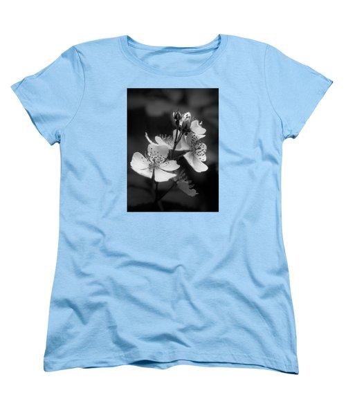 Apple Blossom 2 Women's T-Shirt (Standard Cut) by Simone Ochrym