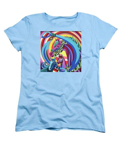 Arabian Sons Women's T-Shirt (Standard Cut) by Nancy Cupp