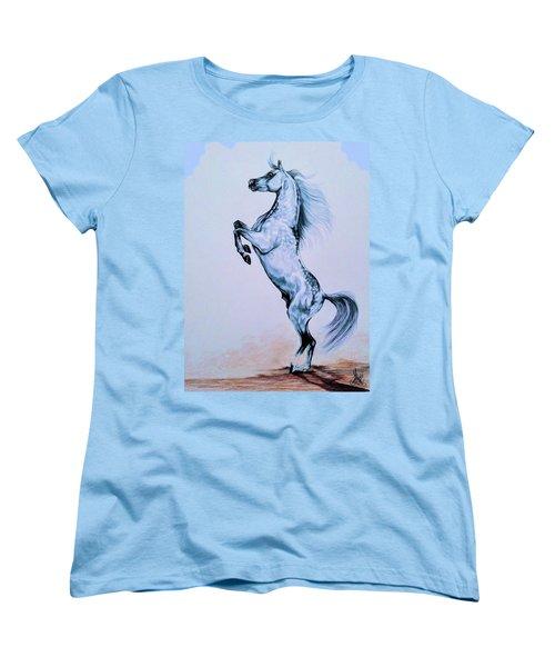Arabian Spirit Of The South Women's T-Shirt (Standard Cut) by Cheryl Poland