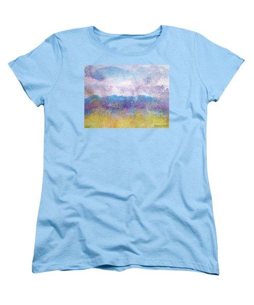 Arizona Impressions Women's T-Shirt (Standard Cut) by Jan Bennicoff