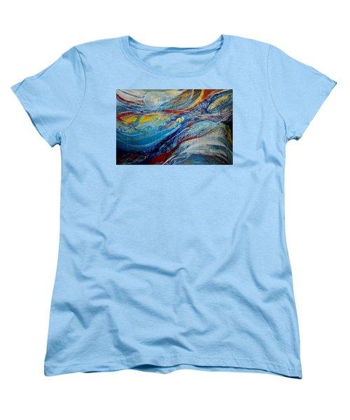 Arrive Women's T-Shirt (Standard Cut)