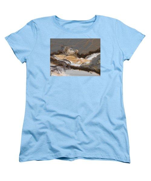 Art Rupestre Women's T-Shirt (Standard Cut)