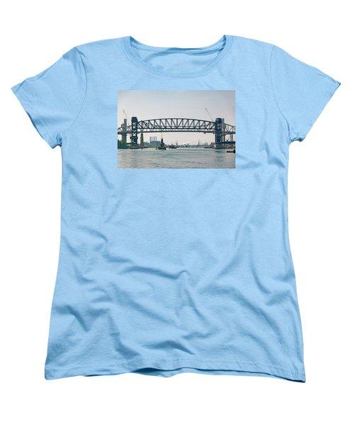 Arthur Kill The Four Tugs Women's T-Shirt (Standard Cut)