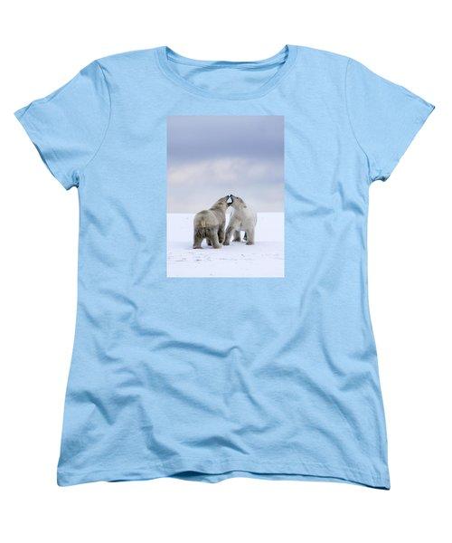 Artic Antics Women's T-Shirt (Standard Cut)