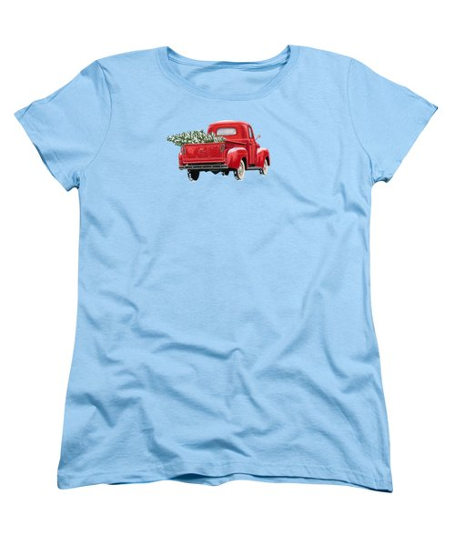 The Road Home Women's T-Shirt (Standard Cut) by Sarah Batalka