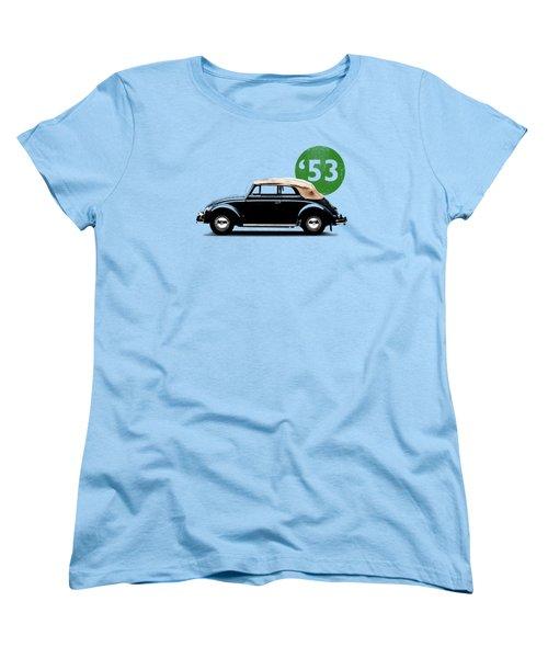 Beetle 53 Women's T-Shirt (Standard Cut) by Mark Rogan