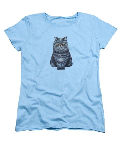 Cool Cat Women's T-Shirt (Standard Fit)