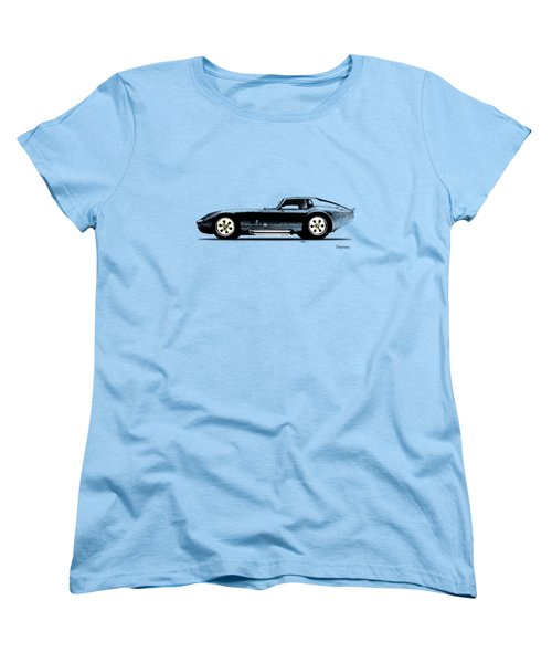 The Daytona 1965 Women's T-Shirt (Standard Cut) by Mark Rogan