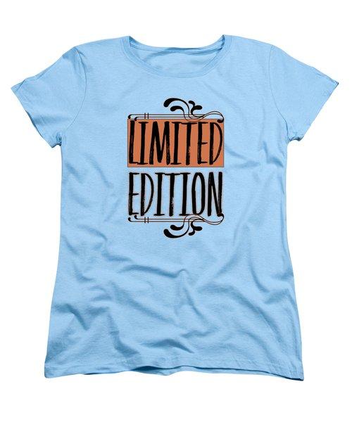 Limited Edition Women's T-Shirt (Standard Cut) by Melanie Viola