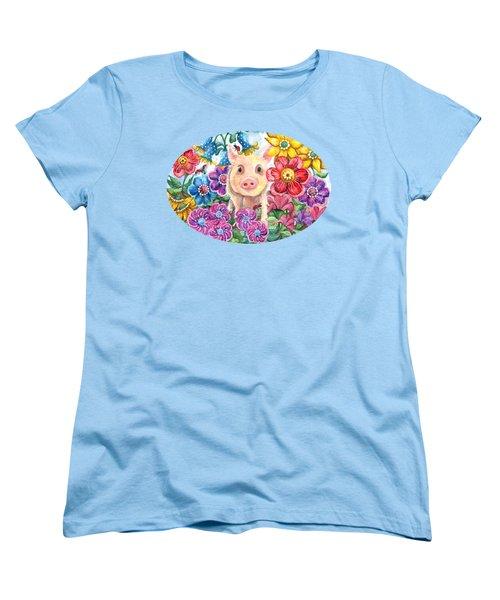 Penelope Women's T-Shirt (Standard Cut) by Shelley Wallace Ylst