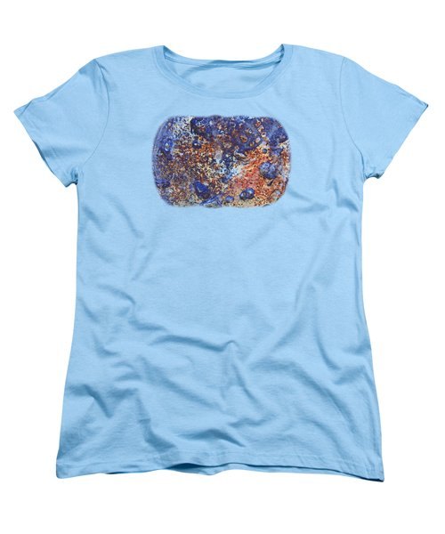 Blown Away Women's T-Shirt (Standard Cut) by Sami Tiainen