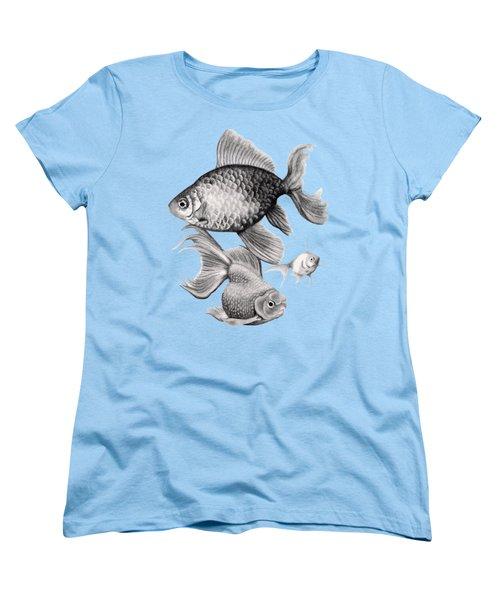 Goldfish Women's T-Shirt (Standard Cut)