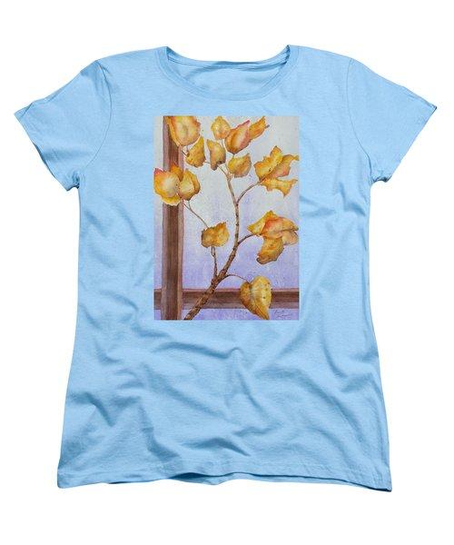 Aspen  Women's T-Shirt (Standard Cut) by Ruth Kamenev