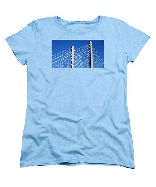 Aspire 2 Women's T-Shirt (Standard Cut) by Martin Cline