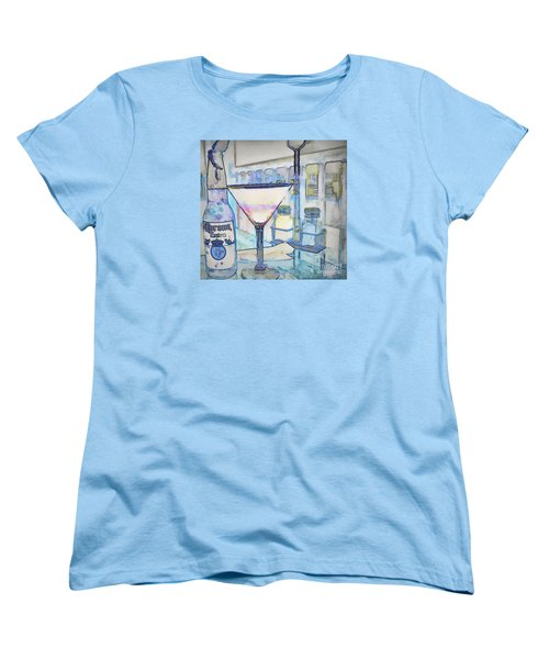 Women's T-Shirt (Standard Cut) featuring the photograph At The End Of The Day by Pamela Blizzard