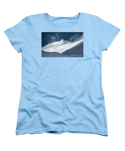 Atigun Pass In Brooks Range Women's T-Shirt (Standard Cut)