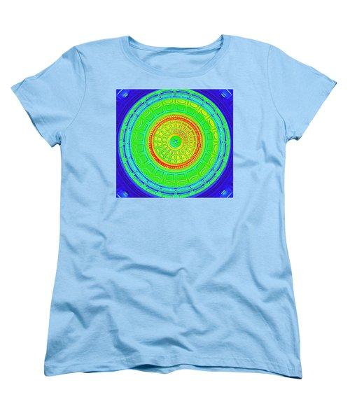 Austin Dome - B Women's T-Shirt (Standard Cut) by Karen J Shine