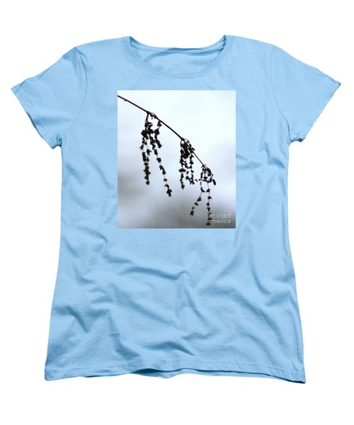 Women's T-Shirt (Standard Cut) featuring the photograph Autumn 1 by Wilhelm Hufnagl
