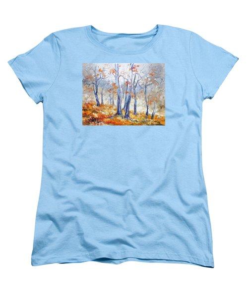 Autumn Mist - Morning Women's T-Shirt (Standard Cut)